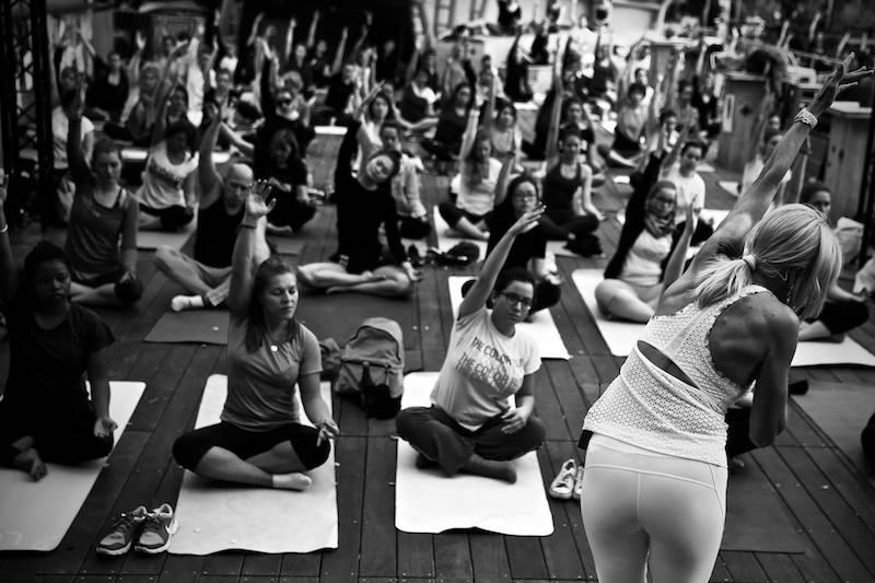 """Yoga by """"Spitant & Zen"""""""